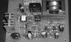 Доработка автомата включения лестничного освещения