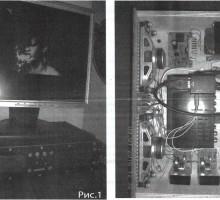 Монитор в качестве телевизора на дачи