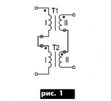 Ремонт трансформаторов блоков питания зарубежной аппаратуры