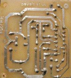 Усилитель на микросхеме серии TDA