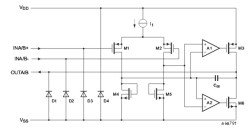 TDA1308T микросхема усилителья звука