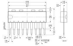 TDA8577 микросхема