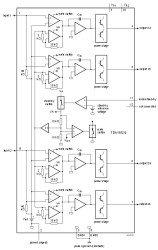 tda1557q схема усилителя