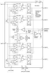 TDA1553 микросхема
