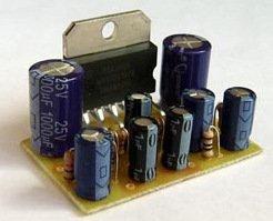TDA2005 микросхема
