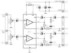 микросхема tda2005