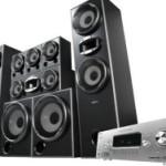 Фронтальная акустика — получения высококачественного звука