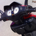 Аудиосистема для скутера
