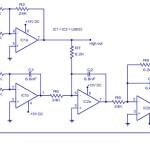 Кроссовер для акустики на микросхеме LM833