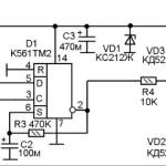 Автоматический выключатель света для прихожей