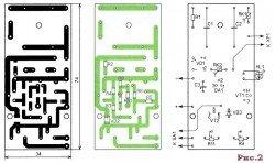 схема зарядного для шуруповерта 12 вольт