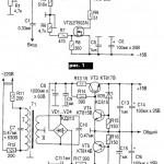 Буферный усилитель на транзисторах и лампе 6н23п