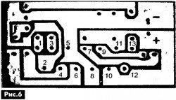 Ручной монтаж элементов на печатной плате