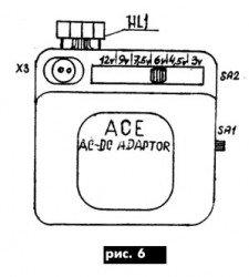 Самодельный сетевой адаптер в корпусе