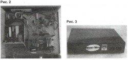 схема простейшего индукционного нагревателя