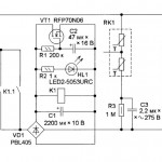 Автоматический выключатель бытовой радиоаппаратуры-3