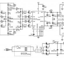 Усилитель мощности для компьютерных колонок Genius SP-E200