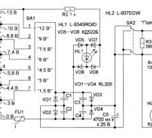 Ремонт сетевого блока питания Robiton PC 1000