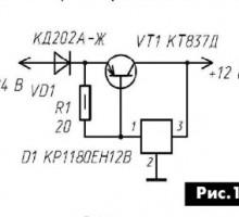 Три DC/DC-преобразователя для авто