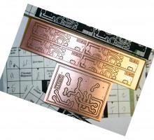 О технологии единичного и мелкосерийного производства печатных плат