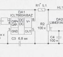 USB зарядное устройство для аккумулятора 6F22