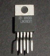 Интегральная микросхема LM383