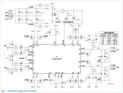 TDA8920 микросхема,вывода