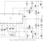 Усилитель мощности звука 35 Вт на LM391