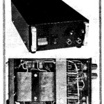 Миниатюрный усилитель звука на tda7294 100вт