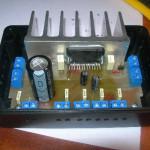 Автомобильный усилитель TDA7384