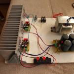 LM3886 усилитель мощности