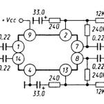 Стереоусилитель низкой частоты KA2226