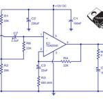 Аудио усилитель мощности TDA2040