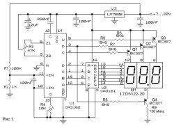 shema-avtomobilnogo-voltmetra