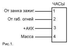 shema-podklyucheniya-chasov-v-avtomobile