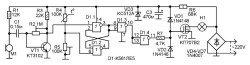 Управление звуком светодиодная лампа