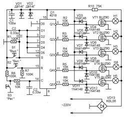 kontroller-5-lampovoj-lyustry