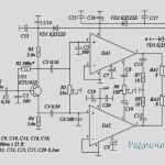 LM386 низковольтный усилитель мощности