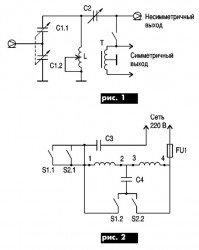 согласующие устройства кв антенн