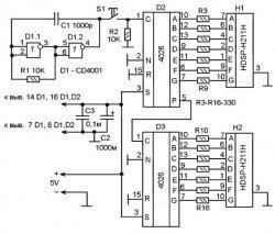 генератор случайных чисел на микросхемах