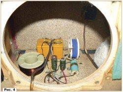 Самодельные фильтры для акустических систем